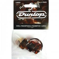 Sachet d'onglets Dunlop 9010TP medium écaille