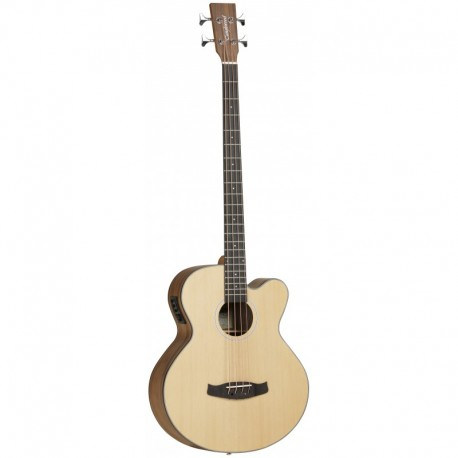 Basse électro-acoustique Tanglewood Discovery DBT AB