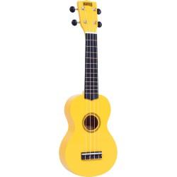 Ukulélé soprano débutant Mahalo jaune