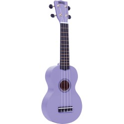 Ukulélé soprano débutant Mahalo violet