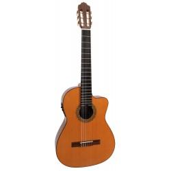 Guitare classique électro-acoustique Esteve 4 ST CE