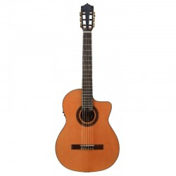 Guitare classique électro-acoustique Martinez MC-48C CE