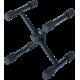 Support bas Quiklok pour petit clavier ou ordinateur