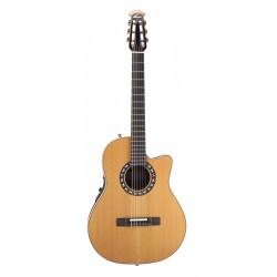 Guitare électro-acoustique nylon Ovation 1773AX-4 naturelle