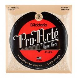 Cordes de guitare classique D'addario Pro arte normal
