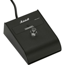 Pédale footswitch Marshall pour DSL 1 canal PEDL90011