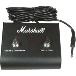 Pédale Foot switch Marshall Vintag Modern PEDL10041
