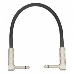 Cable Jack coudé pour pédale 30cm On Stage