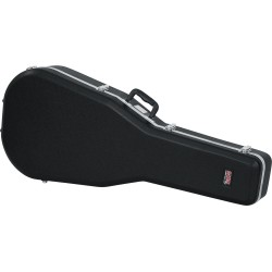Etui rigide Gator pour guitare folk Dreadnought