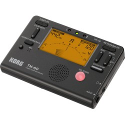 Accordeur métronome Korg TM60 BK