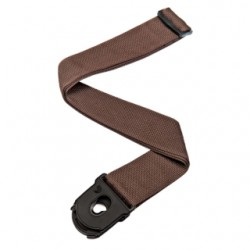 Sangle Planet Waves attaches planet lock - 50mm Marron