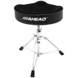 Siège batteur Ahead AST-BS-3 assise velour