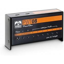 Alimentation pour pédales guitare Palmer 9v - 18v PWT08