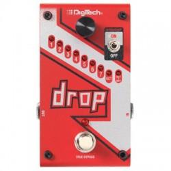 Pédale guitare Digitech Drop V 01