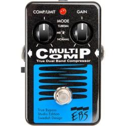 Pédale basse EBS Multicomp Blue label