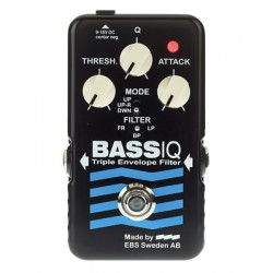 Pédale basse EBS Bass IQ