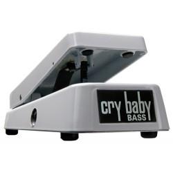 Pédale wAh-wha Dunlop Cry Baby Bass 105Q