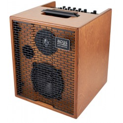Ampli guitare électro-acoustique Acus One for string 5T wood