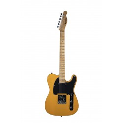 Guitare électrique Prodipe TC80 MA Butterscotch
