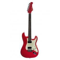 Guitare électrique Prodipe ST2H Fiesta red