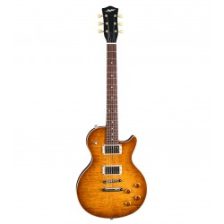 Guitare électrique Stanford Cross Road CR Marquee classic Amber