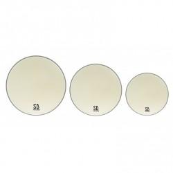 Pack de peaux de toms SD Alverstone sablées fusion 10 12 14