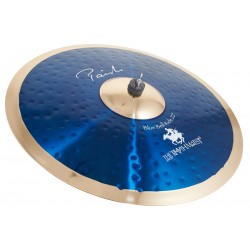 "Cymbale ride PAISTE SIGNATURE 22 Blue Bell Ride ""the Rythmatist"""