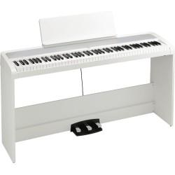 Piano numérique Korg B2 SP blanc version meuble