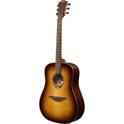 Guitare folk Lag Tramontane T118D Brown shadow
