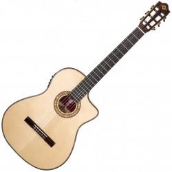 Guitare électro-acoustique Martinez MP12 ST cross over