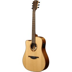 Guitare électro-acoustique gaucher Lag Tramontane TL118DCE