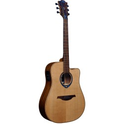 Guitare hybride Lag Tramontane Hyvibe THV10DCE
