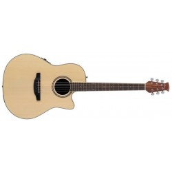 Guitare électro-acoustique Applause Balladeer AB24II-4 naturelle