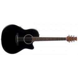 Guitare électro-acoustique Applause Balladeer AB24II-5 noire