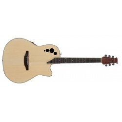 Guitare électro-acoustique Applause Elite AE44II-4 naturelle