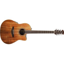 Guitare folk électro-acoustique Ovation Celebrity CS24P-F KOA