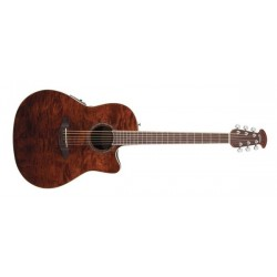 Guitare électro-acoustique Ovation Celebrity plus CS24P-NBM Nutmeg Gloss