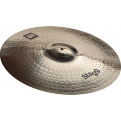 Cymbale Ride Stagg DH Rock 20 brillante