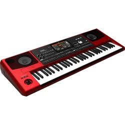 Clavier arrangeur Korg PA700 édition limitée rouge