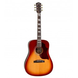 Guitare acoustique Stanford Deja vu D-Bird Vintage cherry burst