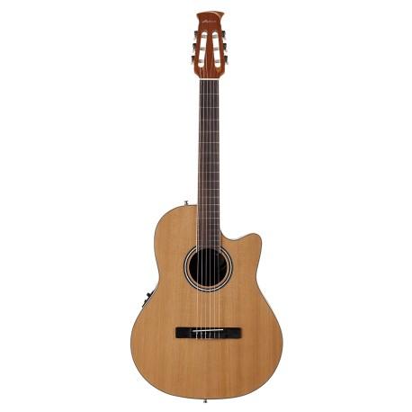 Guitare classique électro-acoustique Applause AB24CII Mid Cutaway