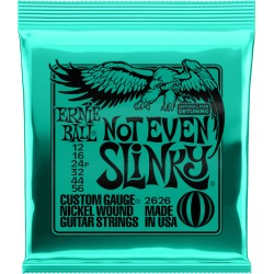 Cordes guitare électrique 12-56 Ernieball Not Even Slinky