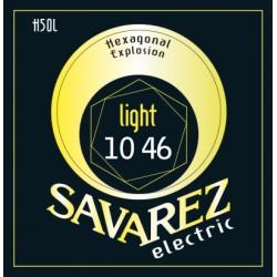 Cordes électrique Savarez Hexagonal Explosion 10-46