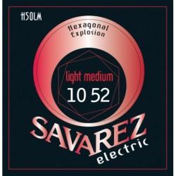 Cordes électrique Savarez Hexagonal Explosion 10-52