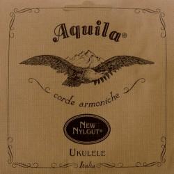 Jeu de cordes Ukulélé concert Aquila