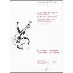 Guitariste et vous initiation Jean Maurice Mourat