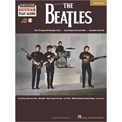 Deluxe Guitar Play-Along Beatles