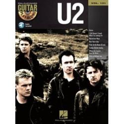 Guitar play along U2