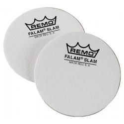 Patch protection peau de grosse caisse Remo Falam slam 2,5 pouces