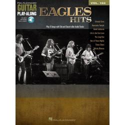 Guitar play along Eagles Hits